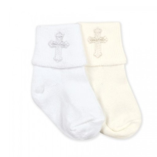 JEFFERIES SOCKS COTTON CHRISTENING SOCKS