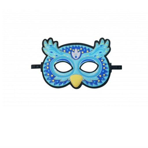 DOUGLAS CO. DREAMY DRESS UP OWL MASK