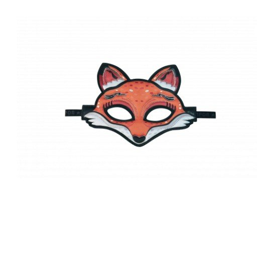 DOUGLAS CO. DREAMY DRESS UP FOX MASK