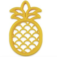 ITZY RITZY ITZY RITZY PINEAPPLE TEETHER