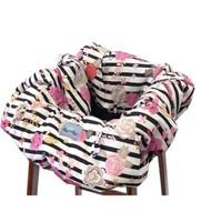 ITZY RITZY ITZY RITZY SHOPPING CART AND HIGH CHAIR COVER