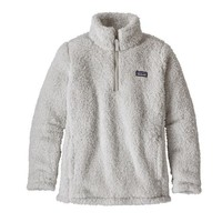PATAGONIA PATAGONIA GIRLS LOS GATOS FLEECE 1/4 ZIP
