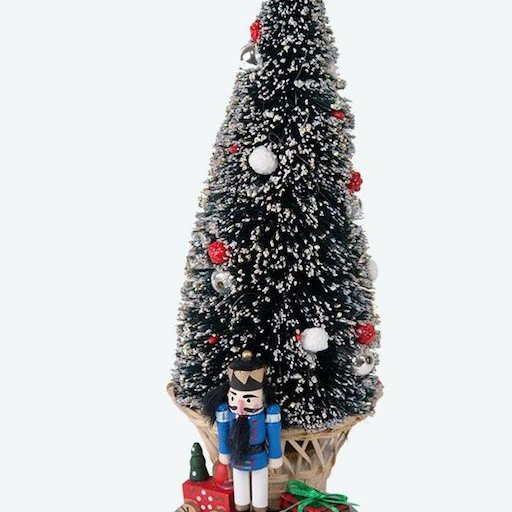 BYERS' CHOICE TREE WITH TOYS - LARGE