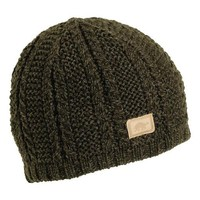 TURTLE FUR FINN KNIT BEANIE