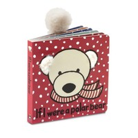 JELLYCAT INC IF I WERE A POLAR BEAR BOARD BOOK