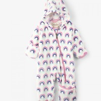 HATLEY PRETTY RAINBOWS FUZZY FLEECE BABY BUNDLER