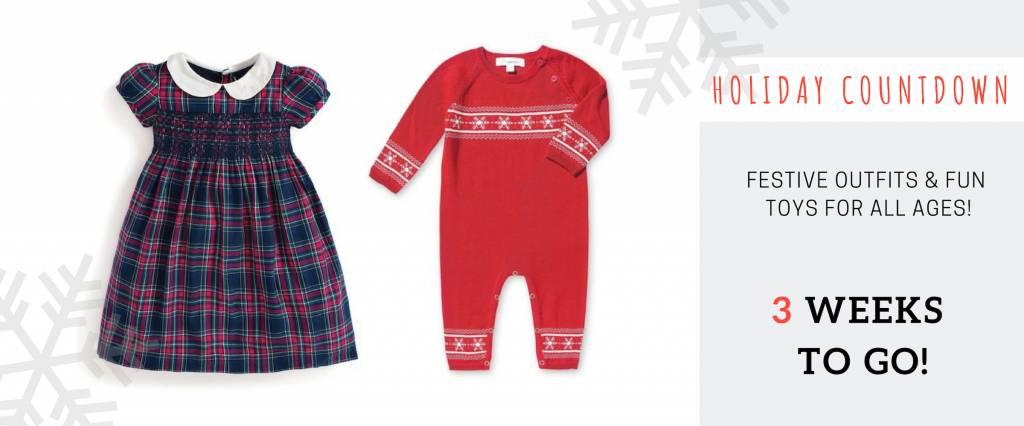 Three Weeks Until Christmas - Gift Ideas