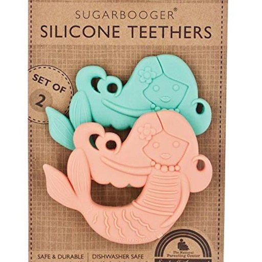 O.R.E ISLA THE MERMAID SILICONE TEETHERS