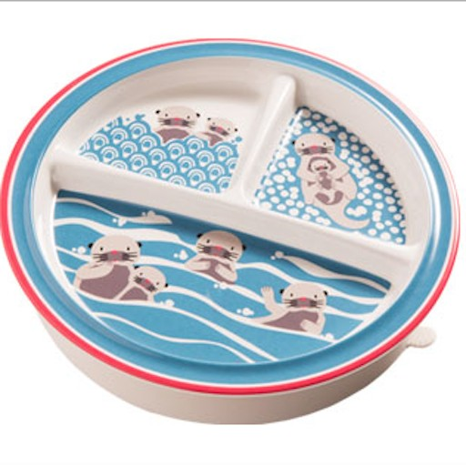 O.R.E BABY OTTER DIVIDED SUCTION PLATE