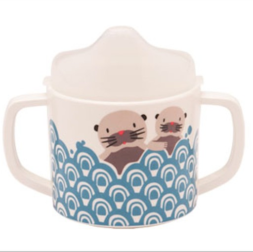 O.R.E BABY OTTER SIPPY CUP