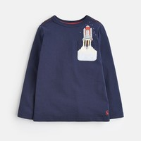 WINSTON PEEKER POCKET T-SHIRT