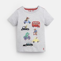 ARCHIE APPLIQUE T-SHIRT