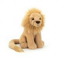 "JELLYCAT INC MEDIUM 11"" LEONARDO LION"