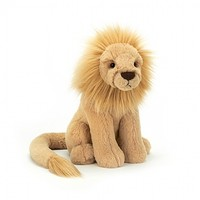 "JELLYCAT INC LARGE 15"" LEONARDO LION"