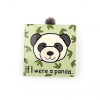 JELLYCAT INC IF I WERE A PANDA BOARD BOOK