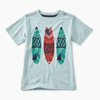 TEA FISH STICK GRAPHIC TEE