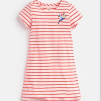 JOULES ANNABEL JERSEY PRINTED DRESS