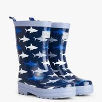 HATLEY SHARK FRENZY RAIN BOOTS