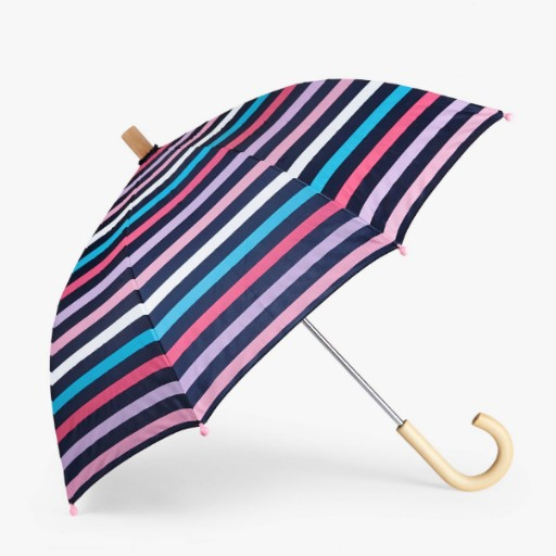 HATLEY COLOURFUL STRIPE UMBRELLA
