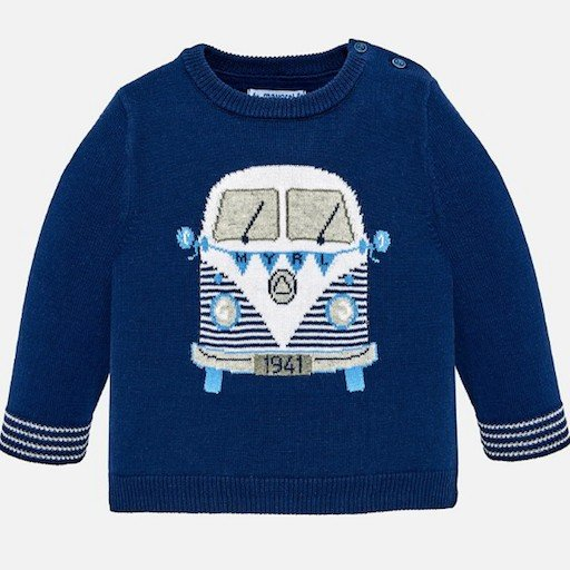 MAYORAL USA MAYORAL VAN SWEATER
