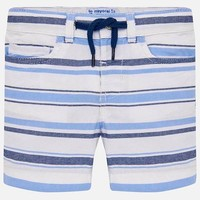 MAYORAL USA MAYORAL STRIPED BABY SHORT