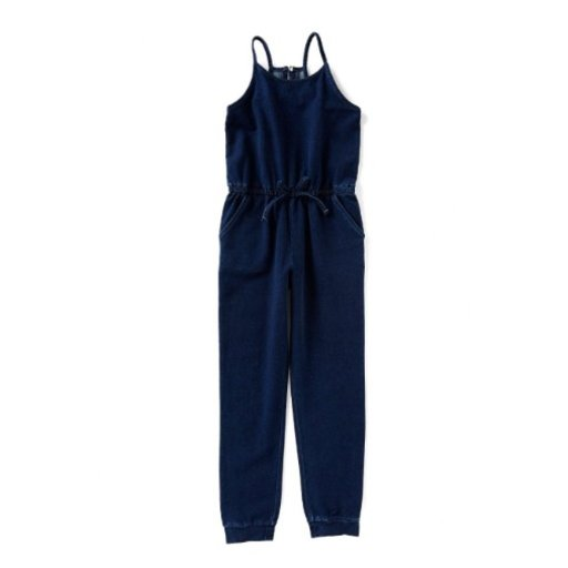 HABITUAL GIRL LORRIE LOOSE KNIT JUMPSUIT