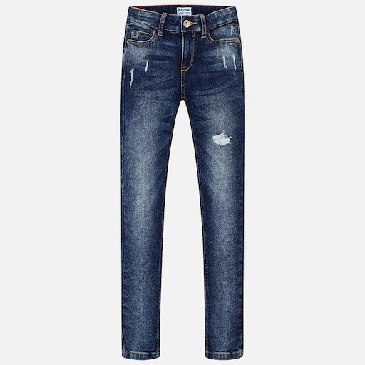 MAYORAL USA BASIC DENIM JEANS