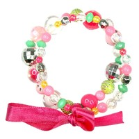 CREATIVE EDUCATION OF CANADA SPANGLE & SPARKLE BRACELET