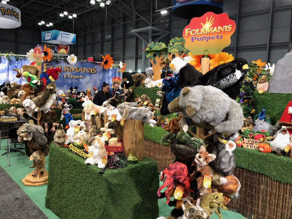 Bellaboo Attends NY Toy Fair