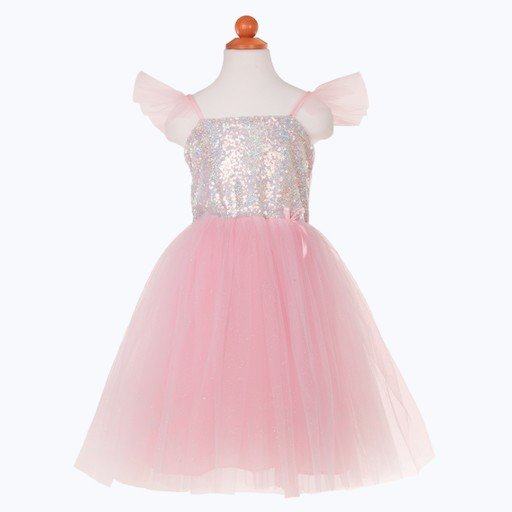 DOUGLAS CO. SEQUINS PRINCESS DRESS