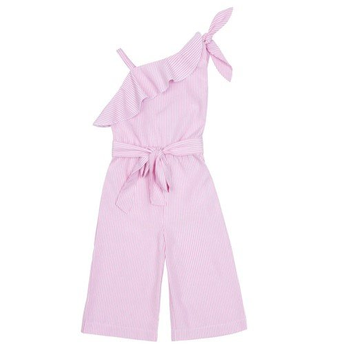 HABITUAL GIRL THALIA JUMPSUIT WITH TIE