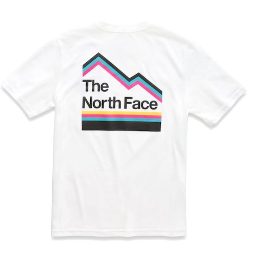 THE NORTH FACE BOYS GRAPHIC TEE