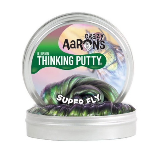 "CRAZY AARON CRAZY AARON'S 4"" SUPER FLY THINKING PUTTY"