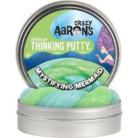"CRAZY AARON CRAZY AARON'S 4"" MYSTIFYING MERMAID THINKING PUTTY"