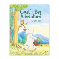 JELLYCAT INC GOAT'S BIG ADVENTURE BOOK