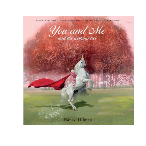 MPS YOU AND ME AND THE WISHING TREE BOARD BOOK