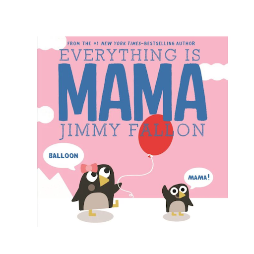 MPS EVERYTHING IS MAMA BOARD BOOK