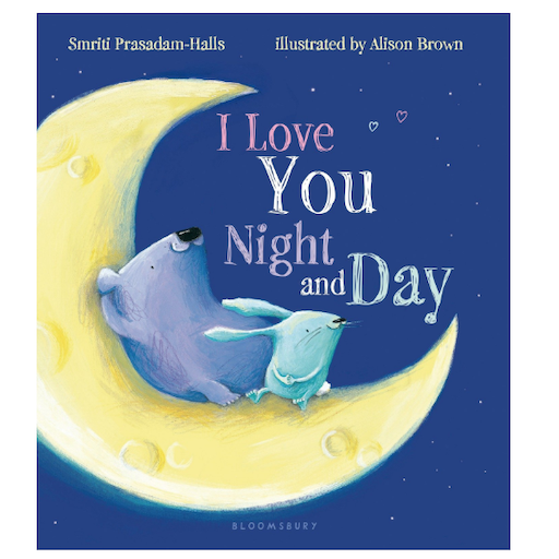 MPS I LOVE YOU NIGHT AND DAY BOARD BOOK