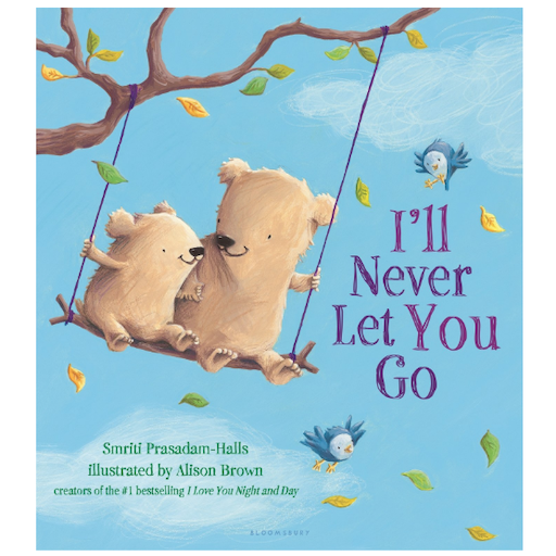 MPS I'LL NEVER LET YOU GO BOARD BOOK