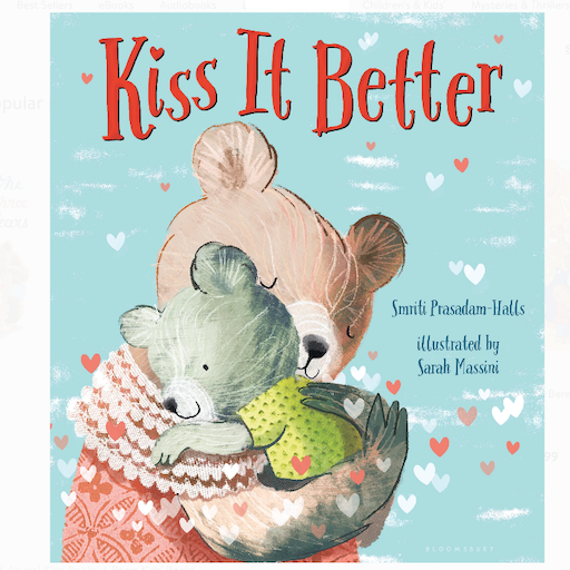 MPS KISS IT BETTER BOARD BOOK