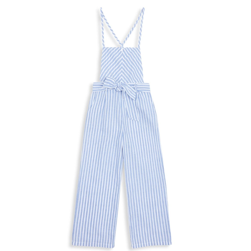 HABITUAL GIRL GENESIS STRIPE COVERALL
