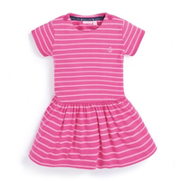 JOJO MAMAN BEBE NAUTICAL DRESS