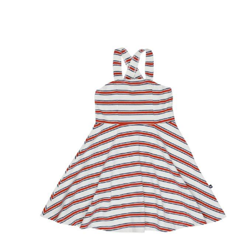 TOOBYDOO JULY SKATER DRESS