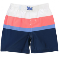 RUFFLEBUTTS, INC. BLOCK SWIM TRUNKS