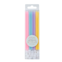 CREATIVE EDUCATION OF CANADA RAINBOW PARTY CANDLES