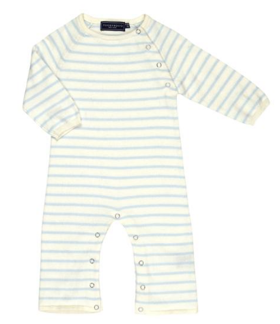 TOOBYDOO CLASSIC DELUXE COTTON CASHMERE JUMPSUIT