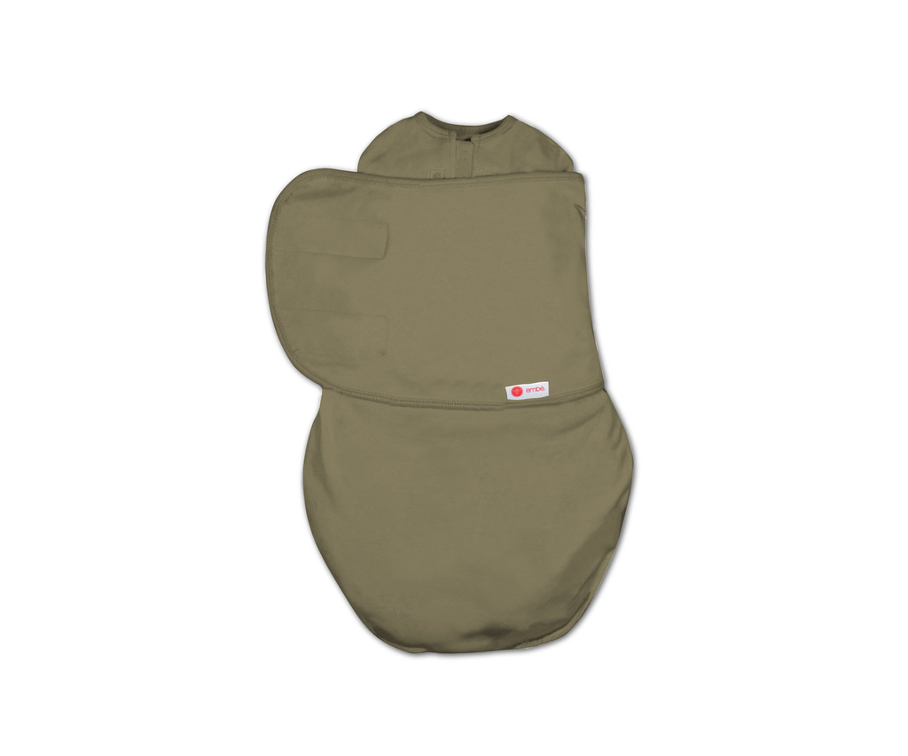 EMBE CLASSIC SOLID 2-WAY SWADDLE