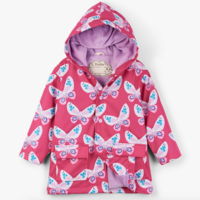 HATLEY DECORATIVE BUTTERFLIES RAINCOAT