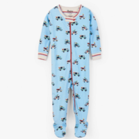 HATLEY ICE CREAM TRUCKS ORGANIC COTTON COVERALL