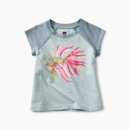 TEA THAILAN BETA BABY GRAPHIC TEE